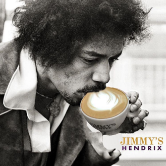 Created for Jimmy's Coffee